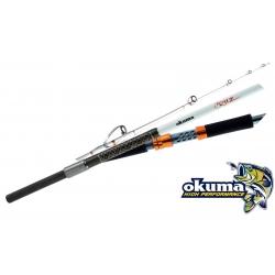 Cañas Okuma  Cruz Popping Rods