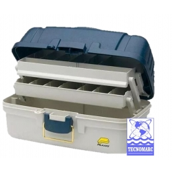 Caja para artìculos de pesca de 2 charolas