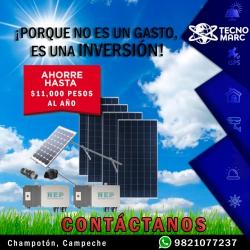 Kit Solar  1.1 kW